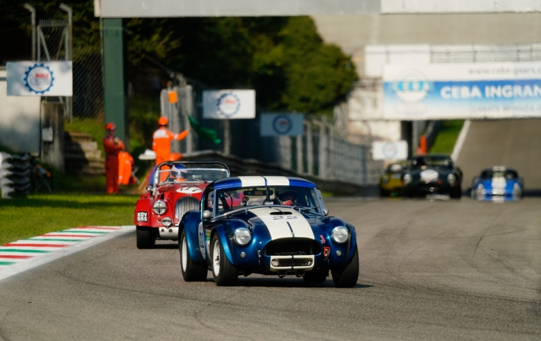 Gipimotor cars perform strongly in Monza Historic Peter Auto round and Spa Six Hours