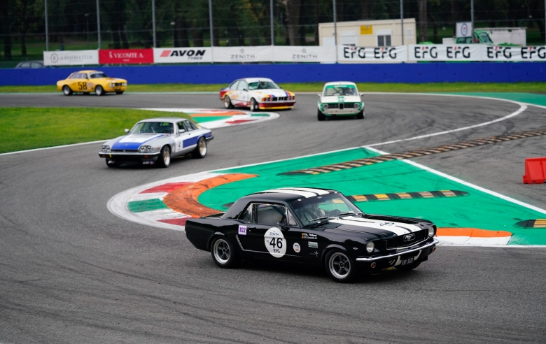 Belles prestations lors de Monza Historic & Spa Six Hours