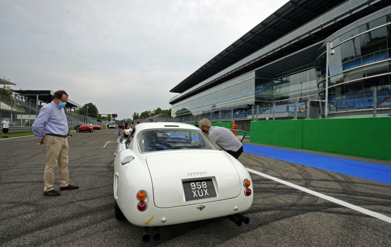 Gipimotor brought happiness to its clients in Monza!