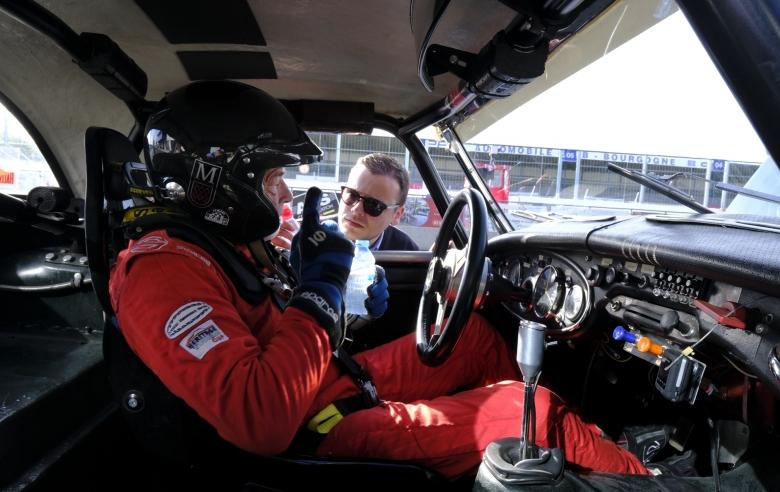 Gipimotor cars shine in Peter Auto's Grand Prix de l'Âge d'Or in Dijon