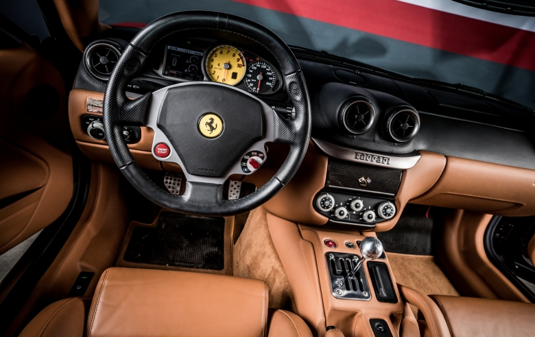599 GTB Manual