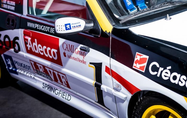 Peugeot 306 Pro Car