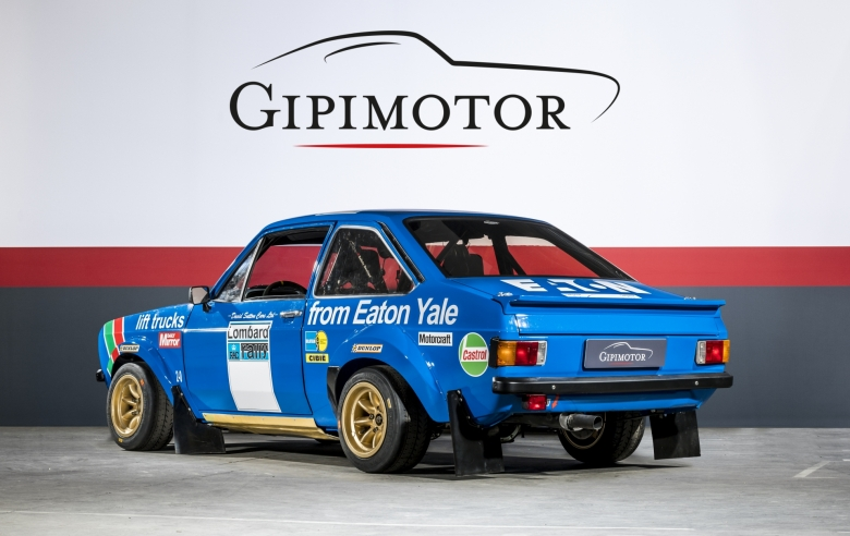 Escort MK2 Rally Gr4 (FIA legal)