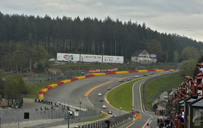 Gipimotor enjoys successful home Peter Auto race in Spa-Classic, in which it fielded 16 cars