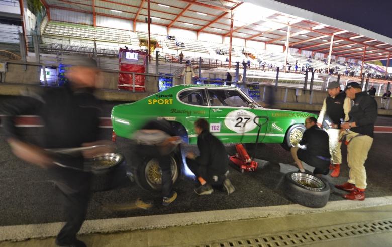 Spa-Classic : 16 voitures engagées et un week-end spadois fructueux pour Gipimotor