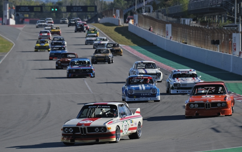 Gipimotor makes winning start to 2019 Peter Auto season in Barcelona