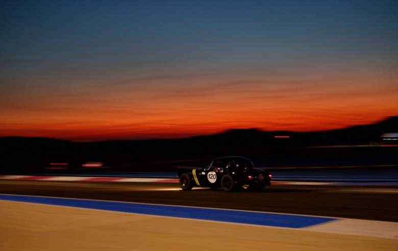 Dix Mille Tours du Castellet: Podium finish for Ferrari 250 GT Drogo