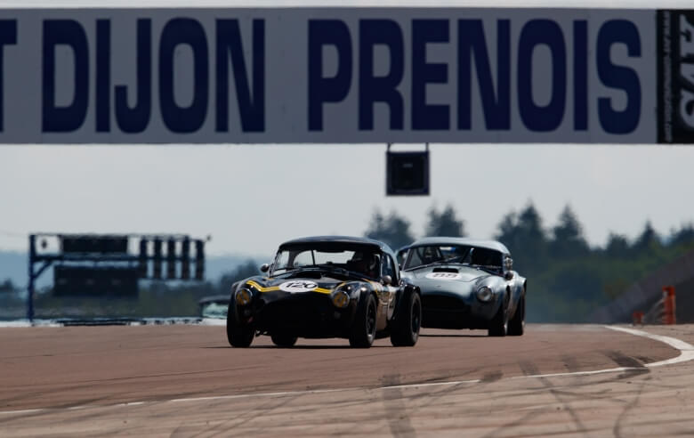 Grand Prix de l'Age d'Or: a passion shared from father to daughter!