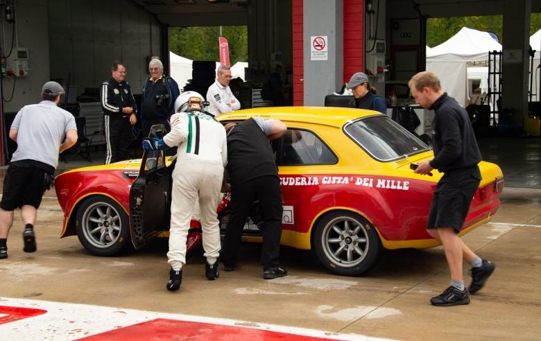 Imola-Classic : la Shelby Cobra 289 remporte le titre Sixties' Endurance