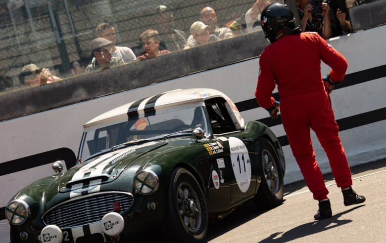 Le Mans Classic: Strong showing for Gipimotor at Circuit de la Sarthe