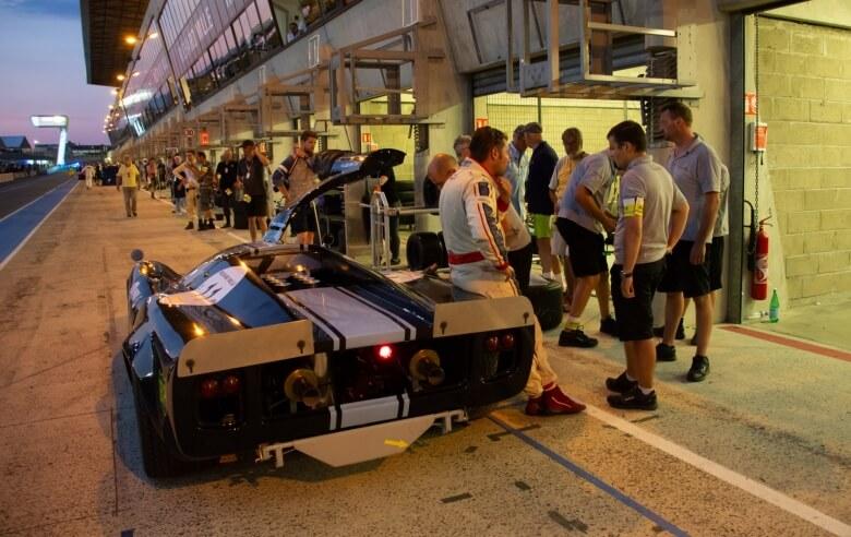 Le Mans Classic: Strong showing for Gipimotor at Circuit de la Sarthe