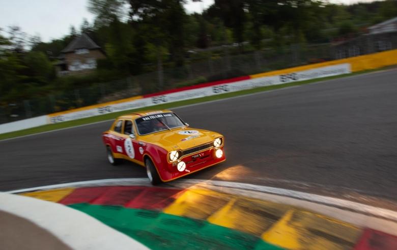 Spa-Classic: Gipimotor star on home turf