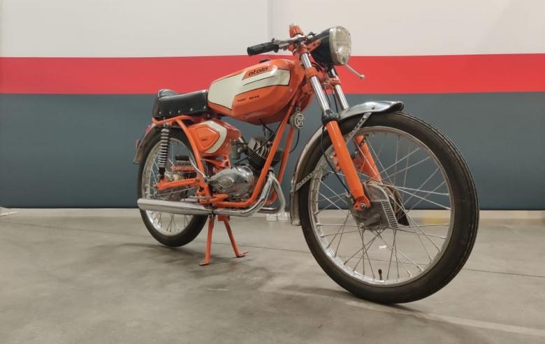 Atalla - 50cc · Gipimotor