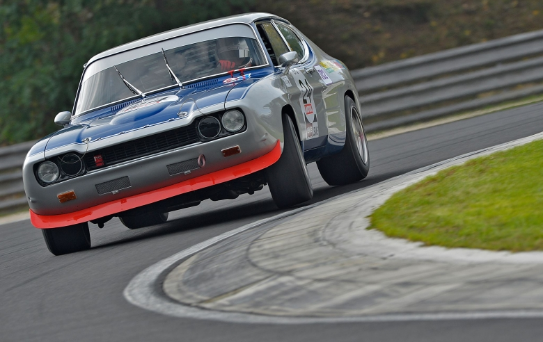 Ford - CAPRI RS2600 Works Cologne · Gipimotor