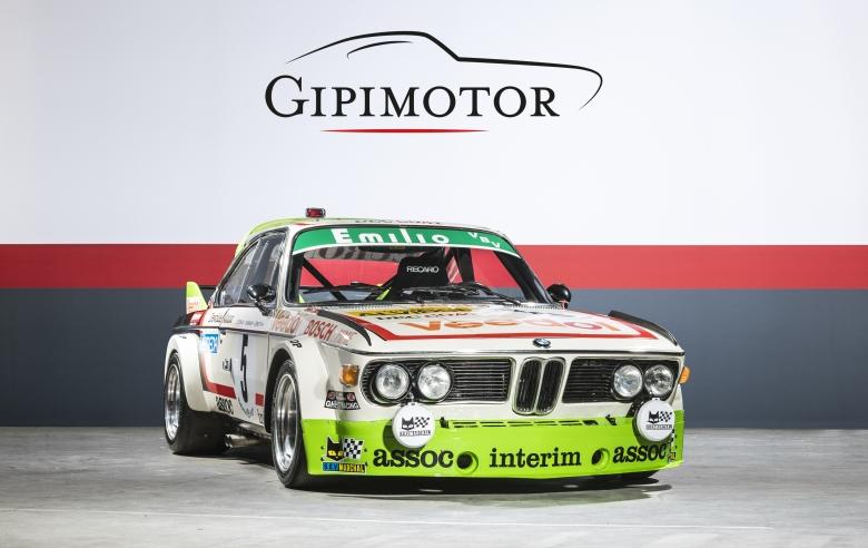 BMW - 3.0 CSL Gr2 Spa Winner · Gipimotor