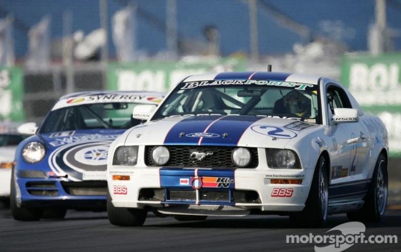 Ford - Mustang GT4 · Gipimotor