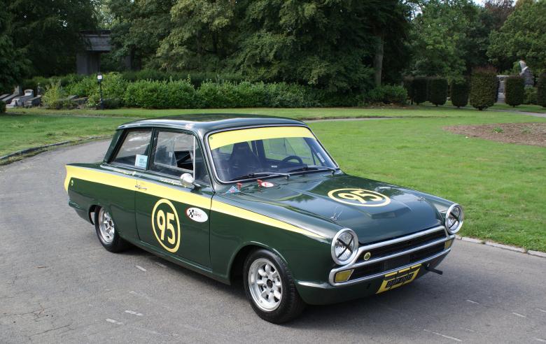 Lotus - Cortina FIA · Gipimotor
