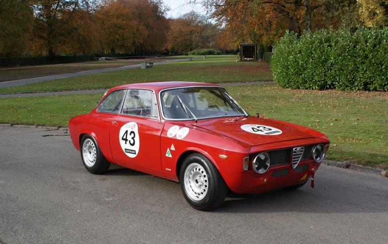 Alfa Romeo - Giulia Sprint GTA 1600 · Gipimotor