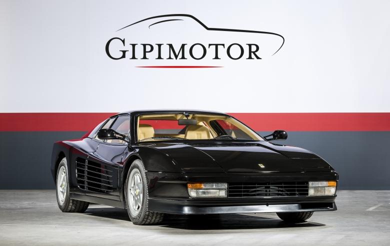 Ferrari - Testarossa US · Gipimotor