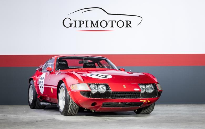 "Ferrari - 365 GTB/4 ""Daytona"" Gr IV · Gipimotor"