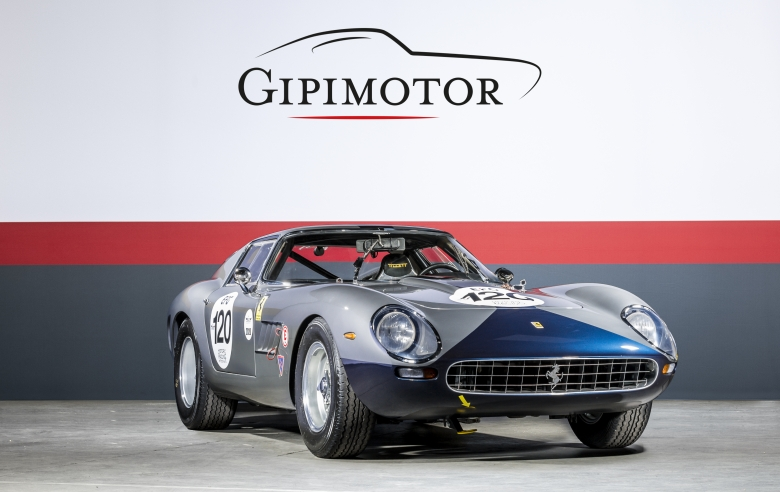 Ferrari - 250 GT Drogo · Gipimotor