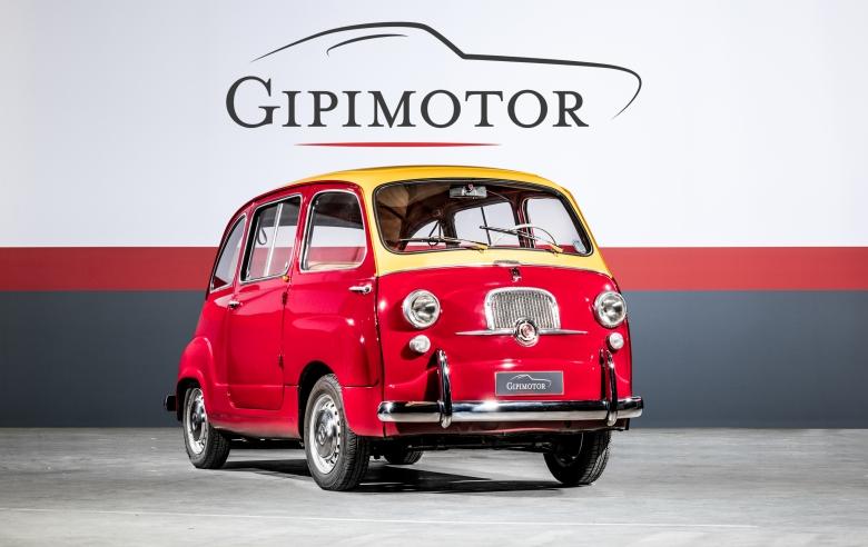 Fiat - 600 Multipla · Gipimotor