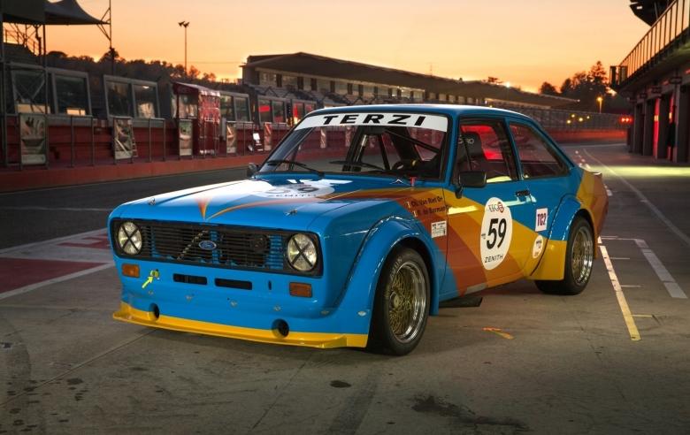 Ford - MkII RS 1800 Terzi FIA Gr2 · Gipimotor