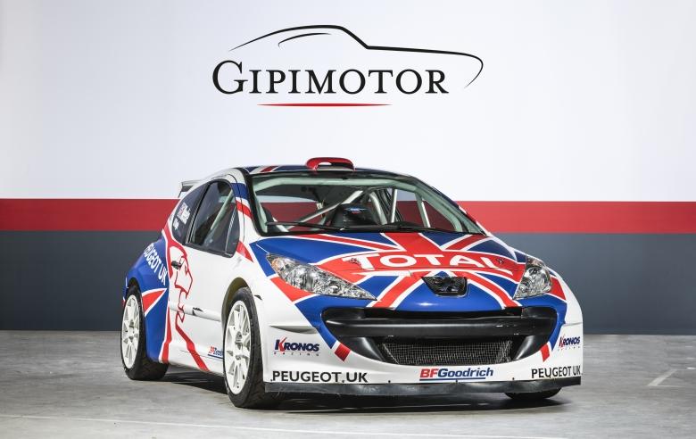 Peugeot - 207 IRC Showcar · Gipimotor