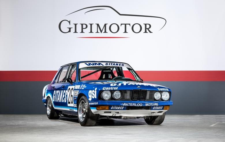BMW - 528 GrA Gitanes · Gipimotor