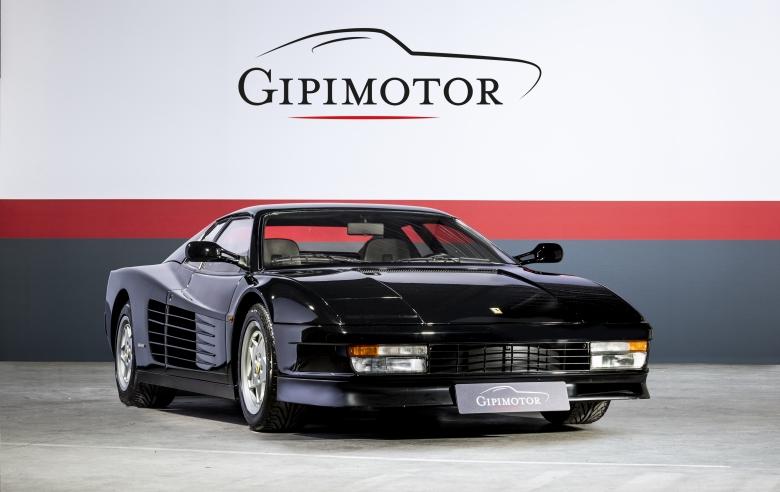 Ferrari - Testarossa · Gipimotor