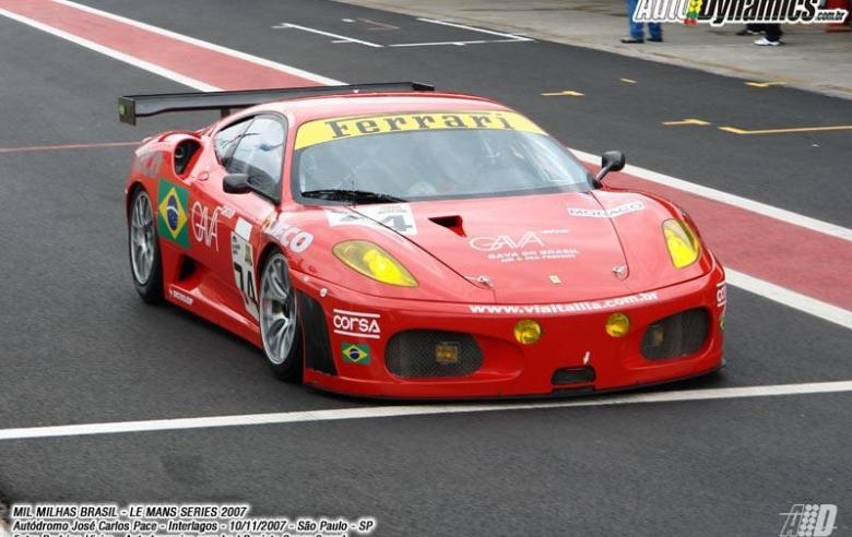 Ferrari - 430 GT2 · Gipimotor