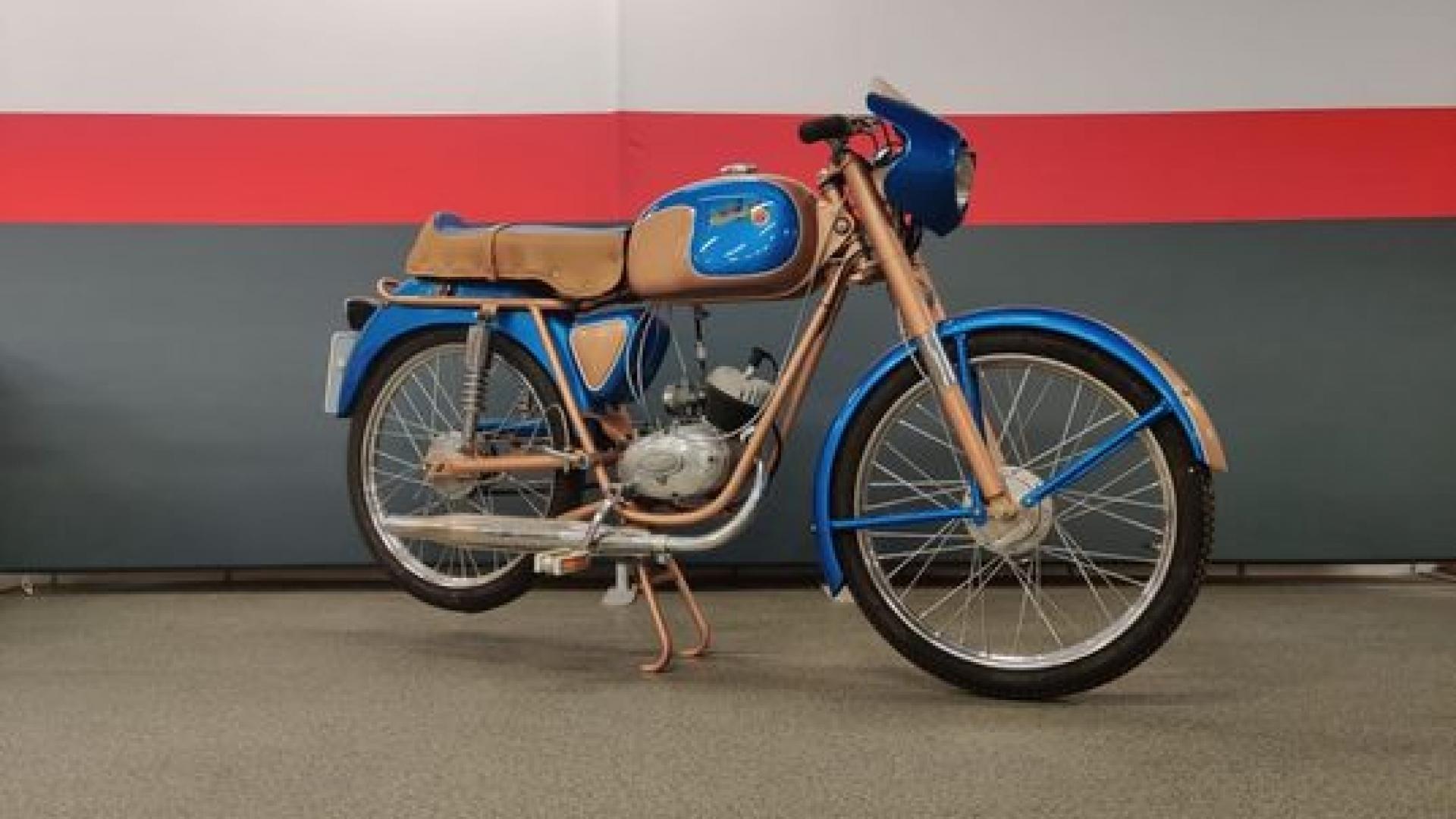 Giuletta - SS 50cc · Gipimotor