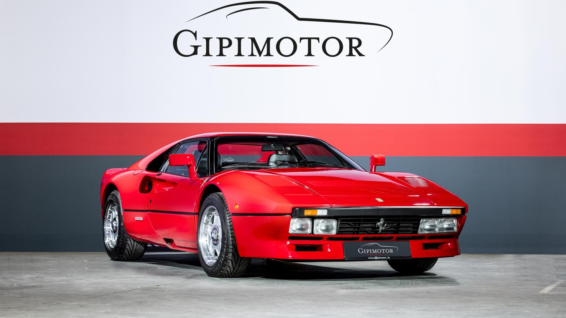 Ferrari - 288 GTO · Gipimotor