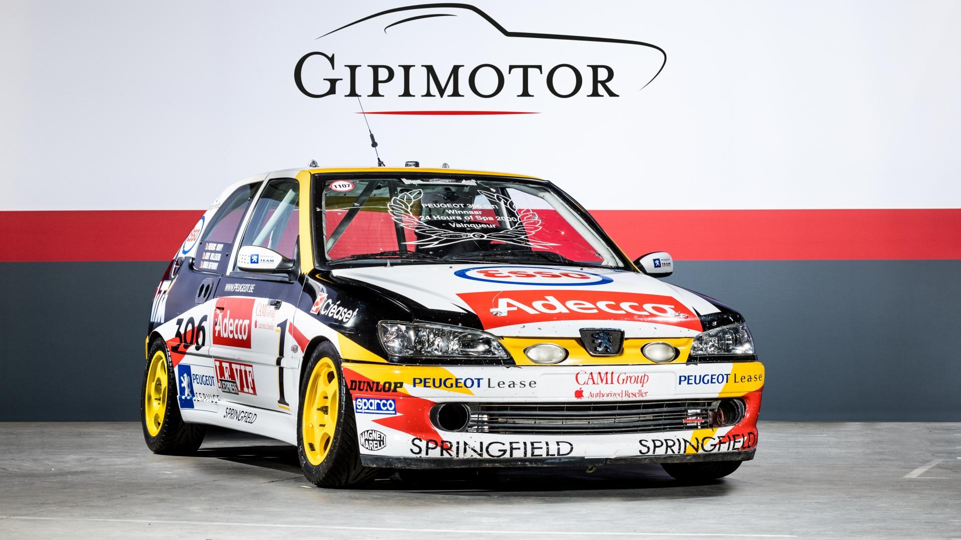 Peugeot - Peugeot 306 Pro Car · Gipimotor