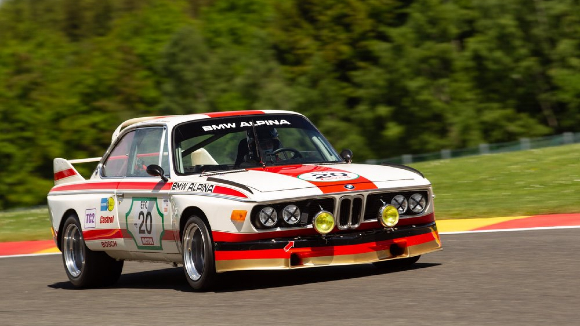 BMW - 3.0L CSL · Gipimotor