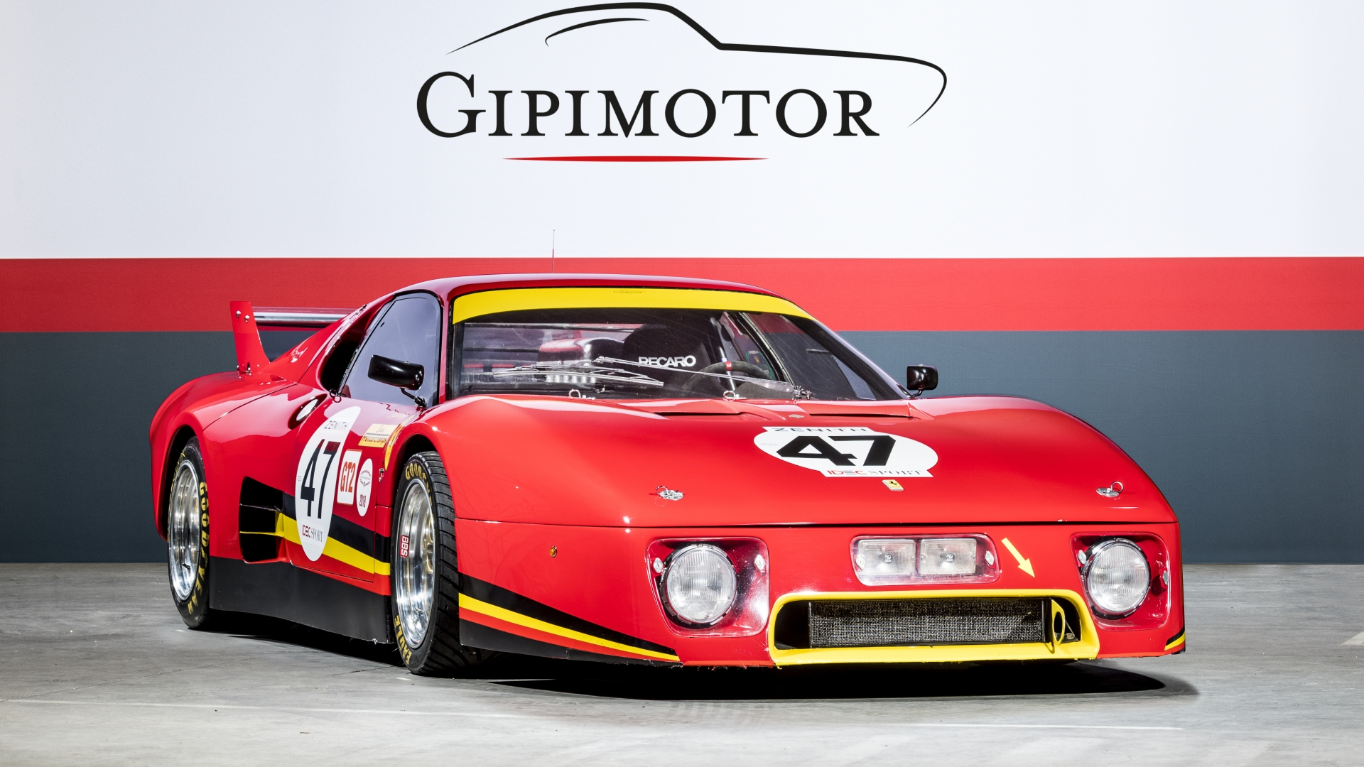 Ferrari - 512 BB LM · Gipimotor