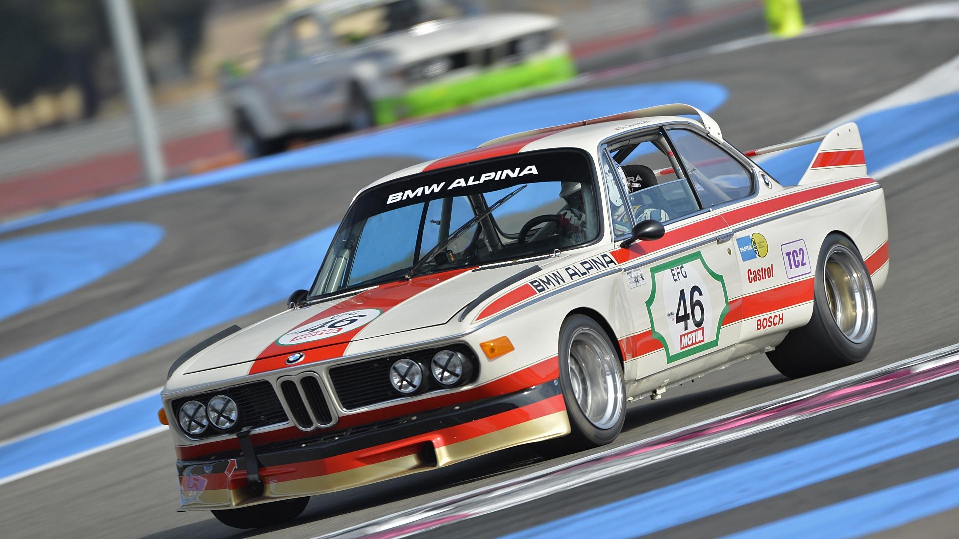 BMW - 3.0L CSL ALPINA · Gipimotor