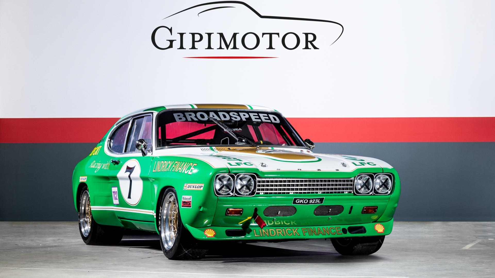 Ford - Capri 2600RS · Gipimotor