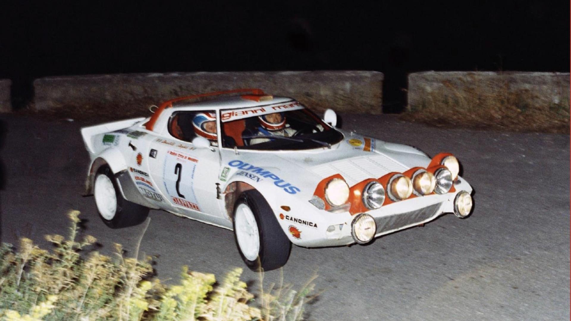 Lancia - Stratos Gr IV · Gipimotor