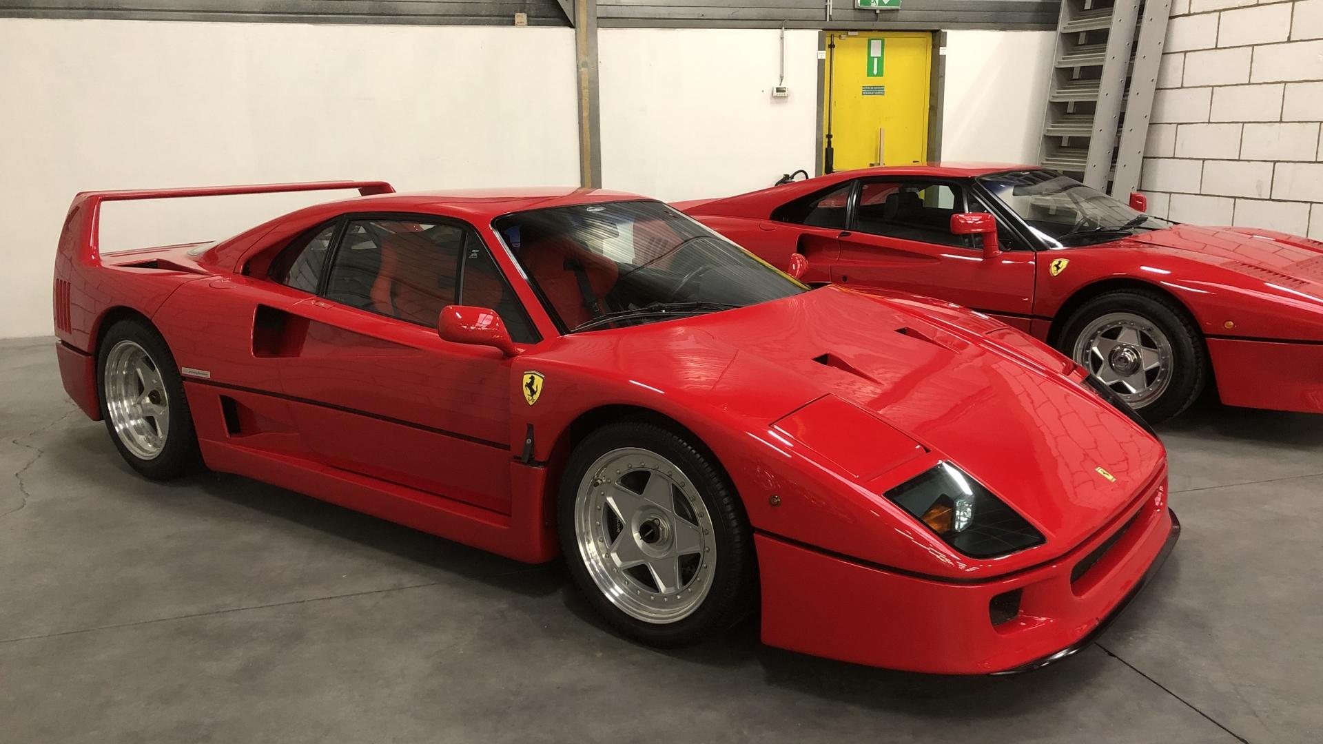 Ferrari - F40 · Gipimotor