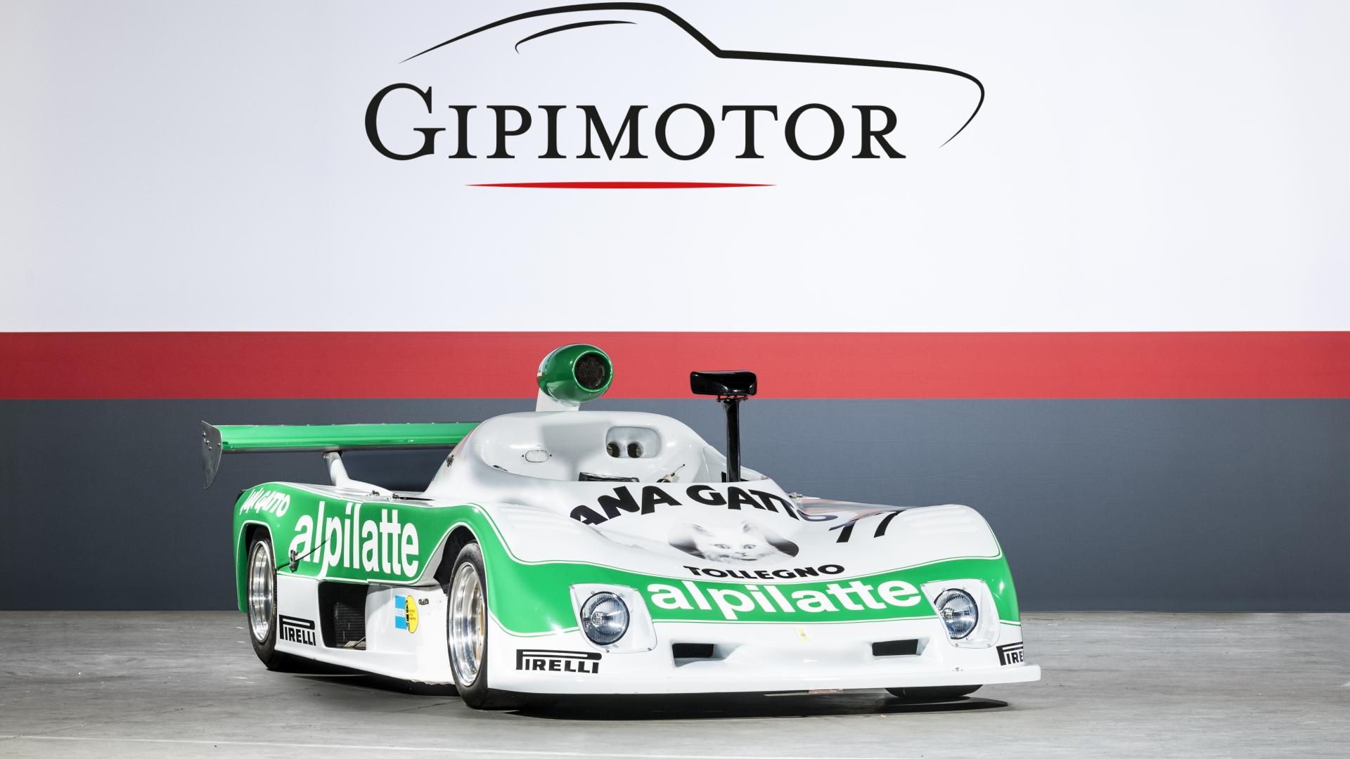Osella - PA6 · Gipimotor