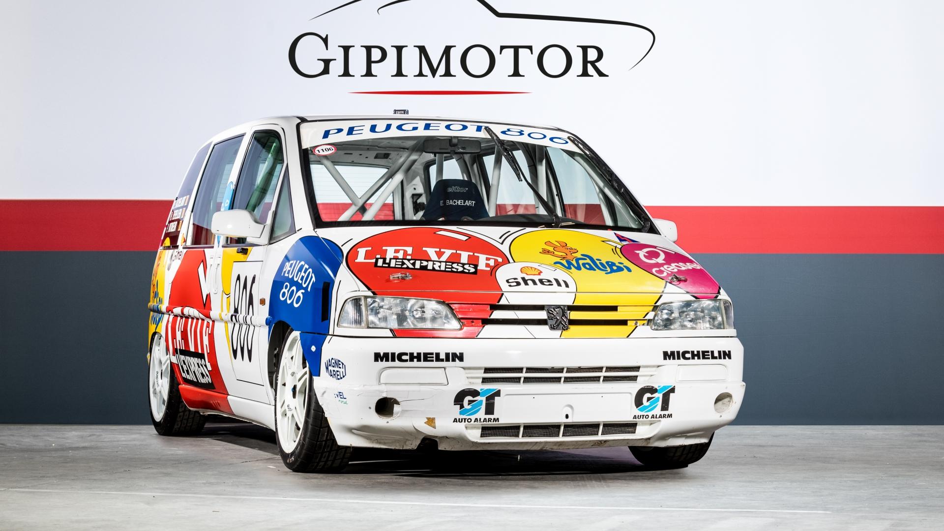 Peugeot - Peugeot 806 Procar · Gipimotor