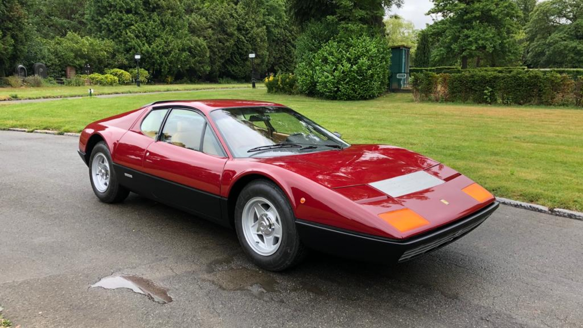 Ferrari - 365 GT4 BB · Gipimotor