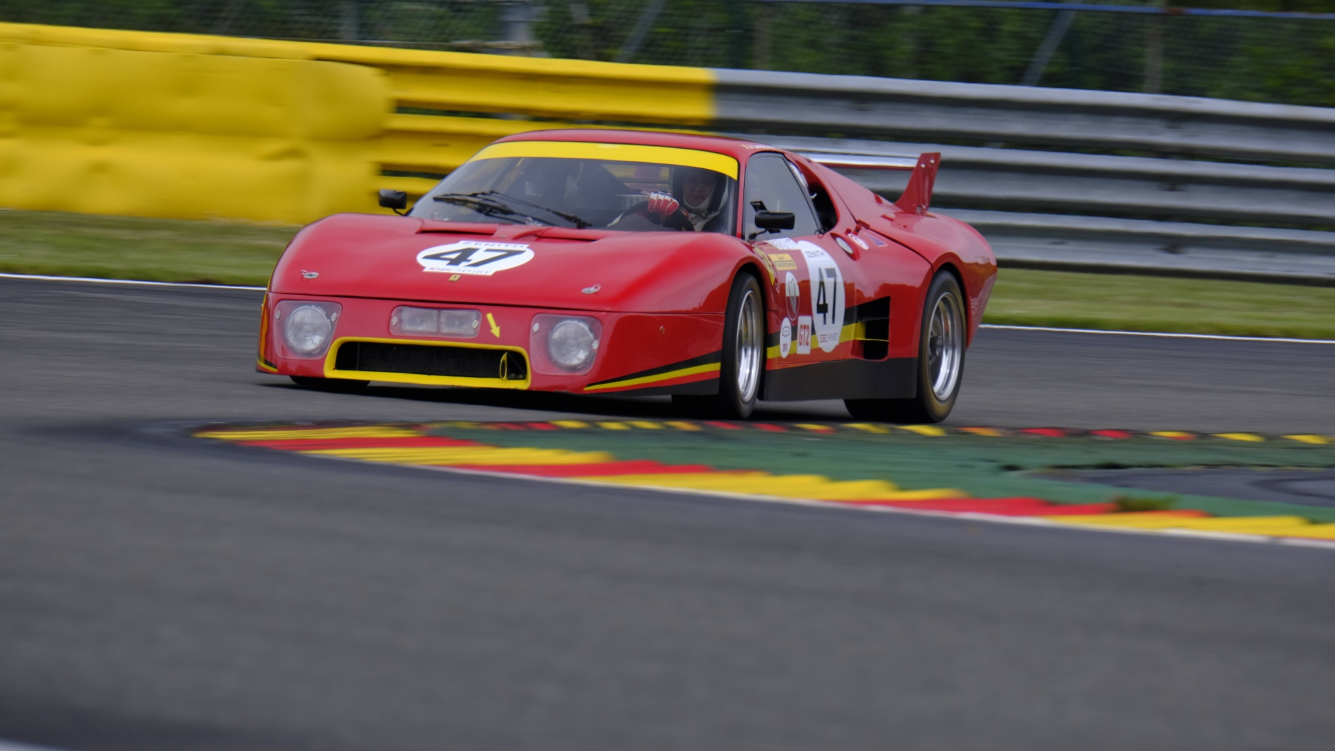 Gipimotor enjoys successful home Peter Auto race in Spa-Classic, in which it fielded 16 cars · Gipimotor