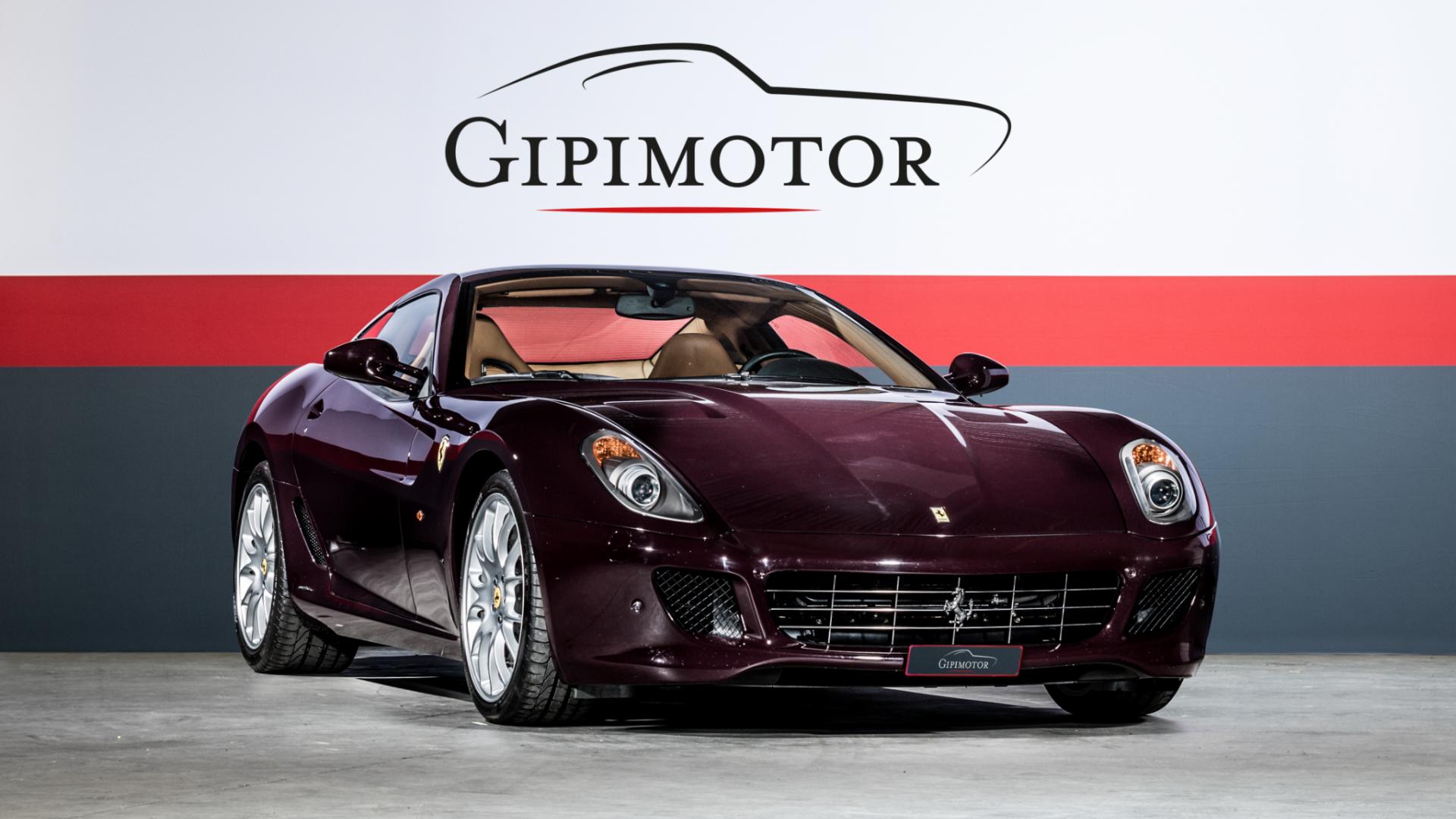 Ferrari - 599 GTB Manual · Gipimotor