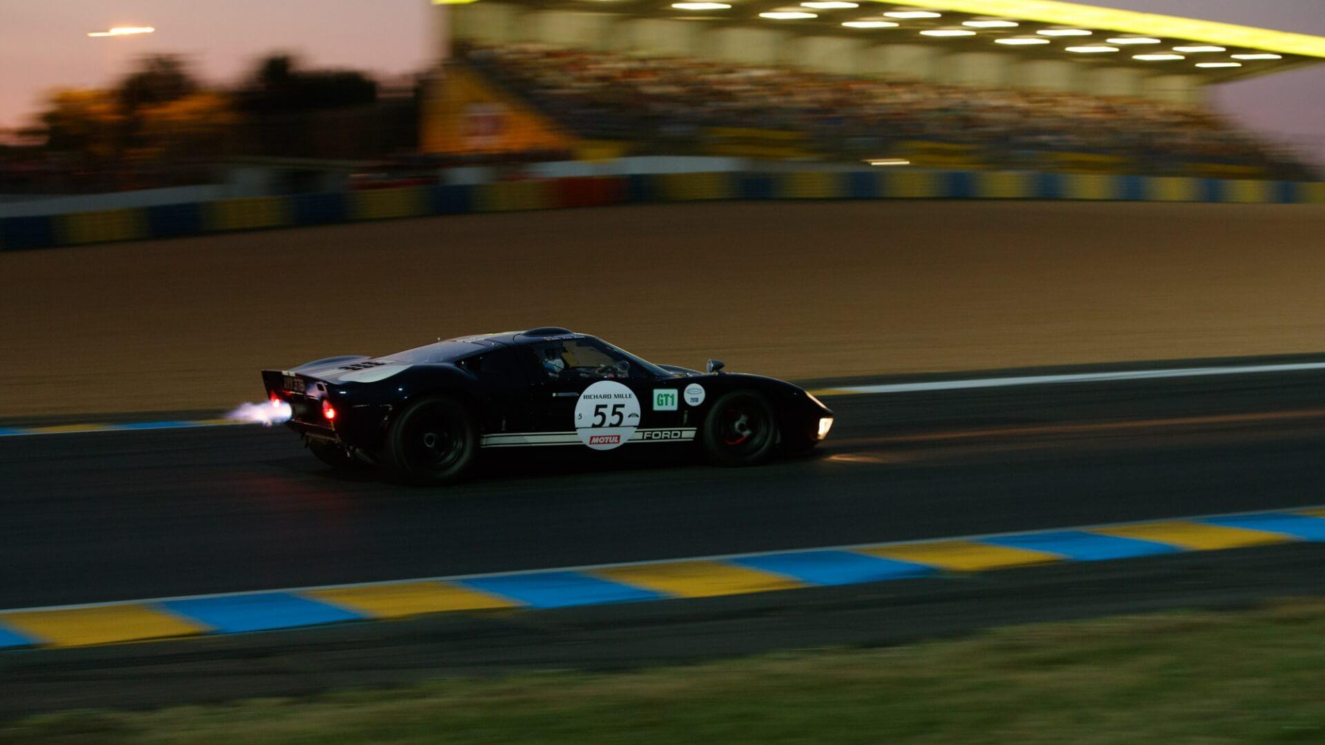 Le Mans Classic: Strong showing for Gipimotor at Circuit de la Sarthe · Gipimotor