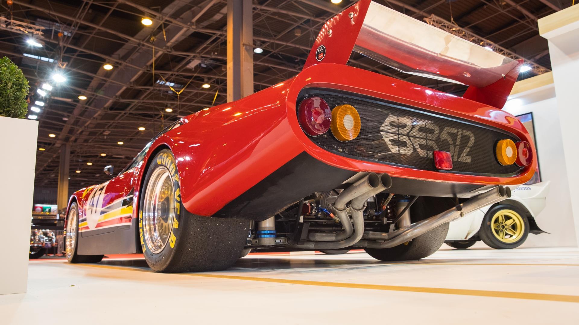 Rétromobile: Beautiful Paris, Daytona the beast… · Gipimotor